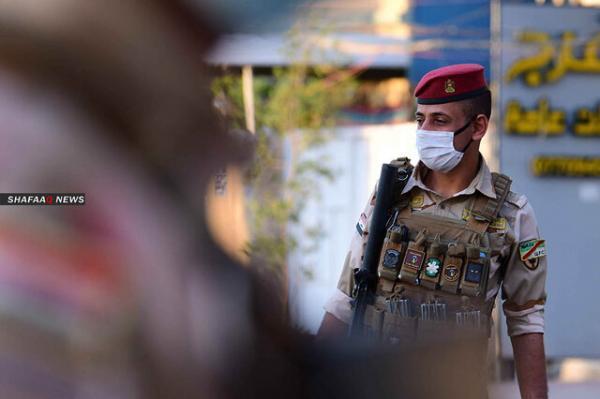 عملیات حشد شعبی و نیروهای امنیتی عراق در جنوب بغداد