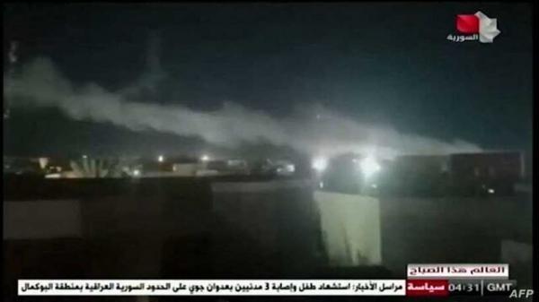 الکاظمی حمله آمریکا را نقض حاکمیت عراق دانست