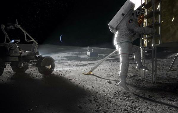 ناسا برنامه پروازهای فضایی انسان را به دو بخش تقسیم کرد